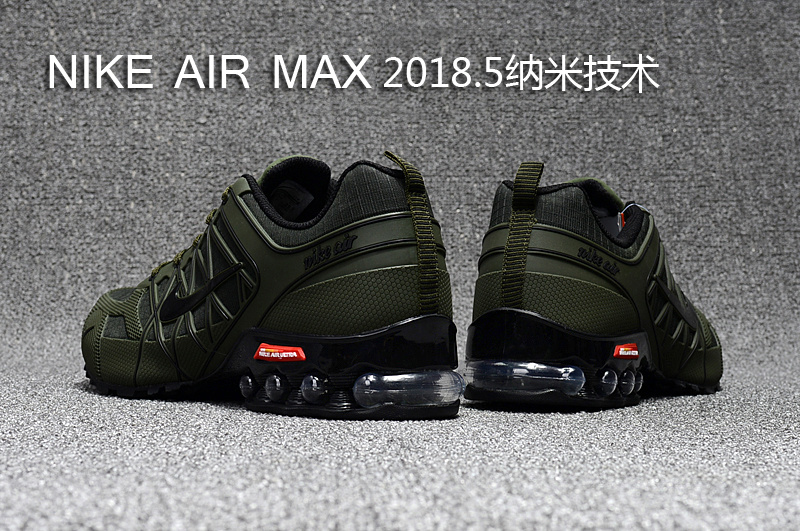 523f18f22 ... shopping nike air max 2018. 5 army green mens casual trainers running  shoes 51615 0ed73