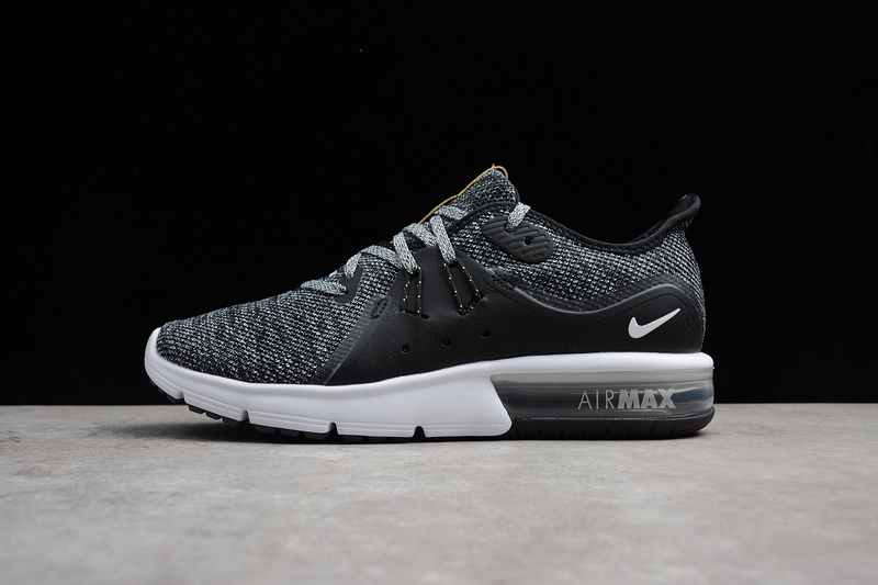best service ebf41 d3cf6 Nike Air Max Sequent 3 Black ...