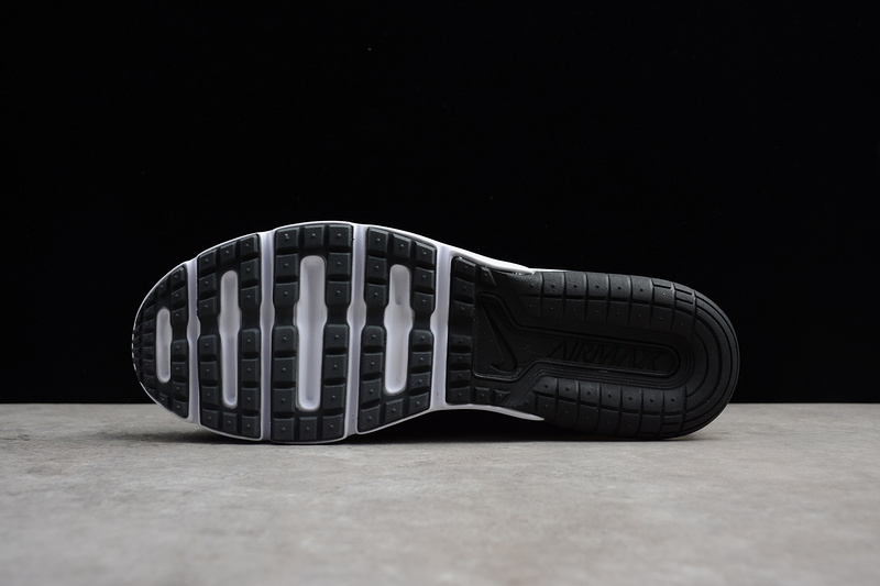 detailed look 37579 6e8f3 ... Nike Air Max Sequent 3 Black Gray White 921694 011 Unisex Running Shoes  ...