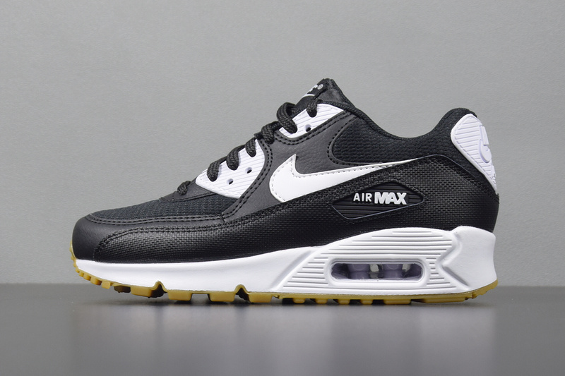 huge discount 79b75 b0df0 Superior Nike Air Max 90 Essential Black White 325213 055 Women s ...